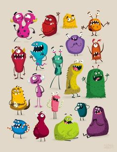 1d832d56fe479bb3aa11484187f66202-greg-abbott-cute-monster-illustration